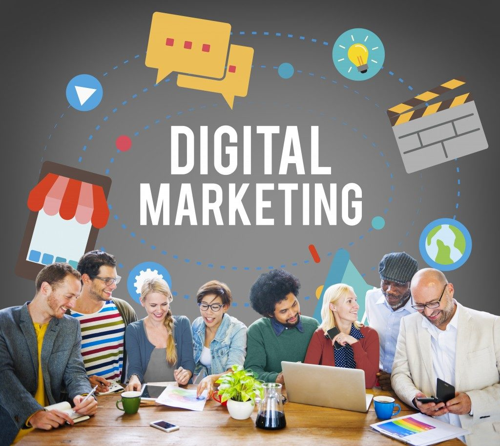 An SEO and Digital Marketing Team