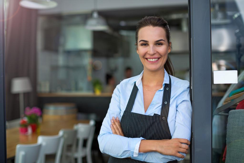 employee of a restaurant