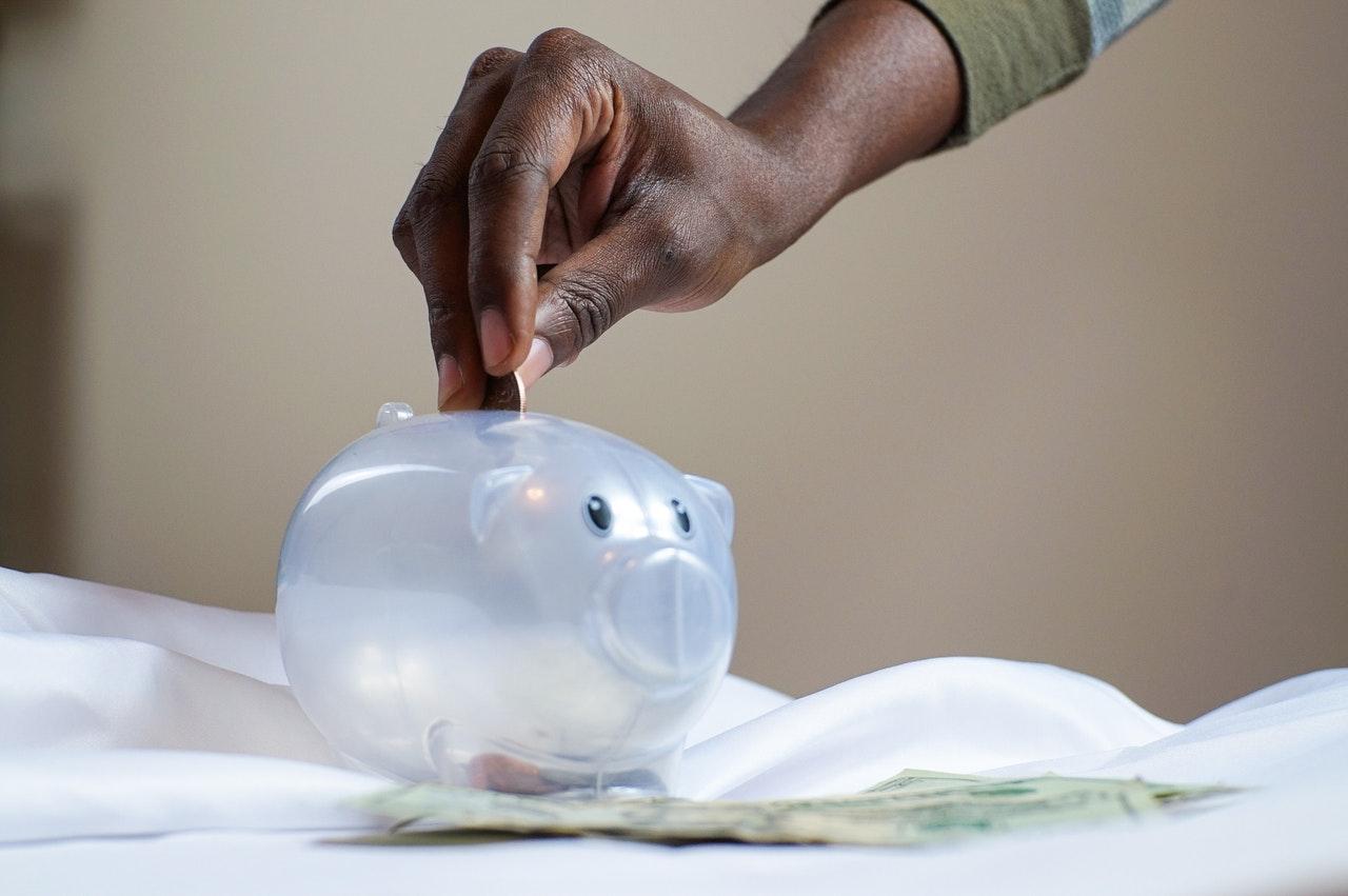 piggy bank - saving