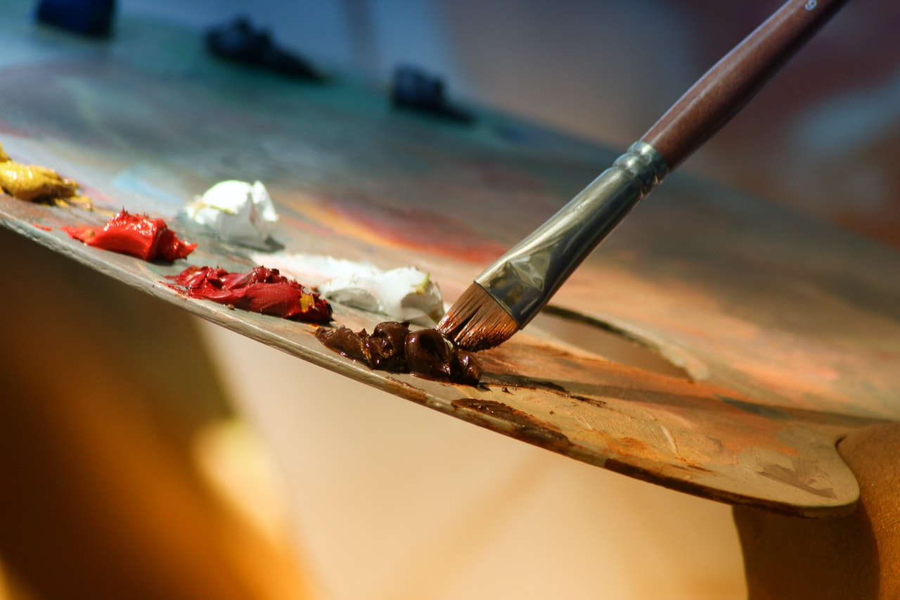 passion in painting