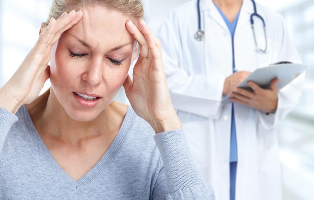 chronic head ache
